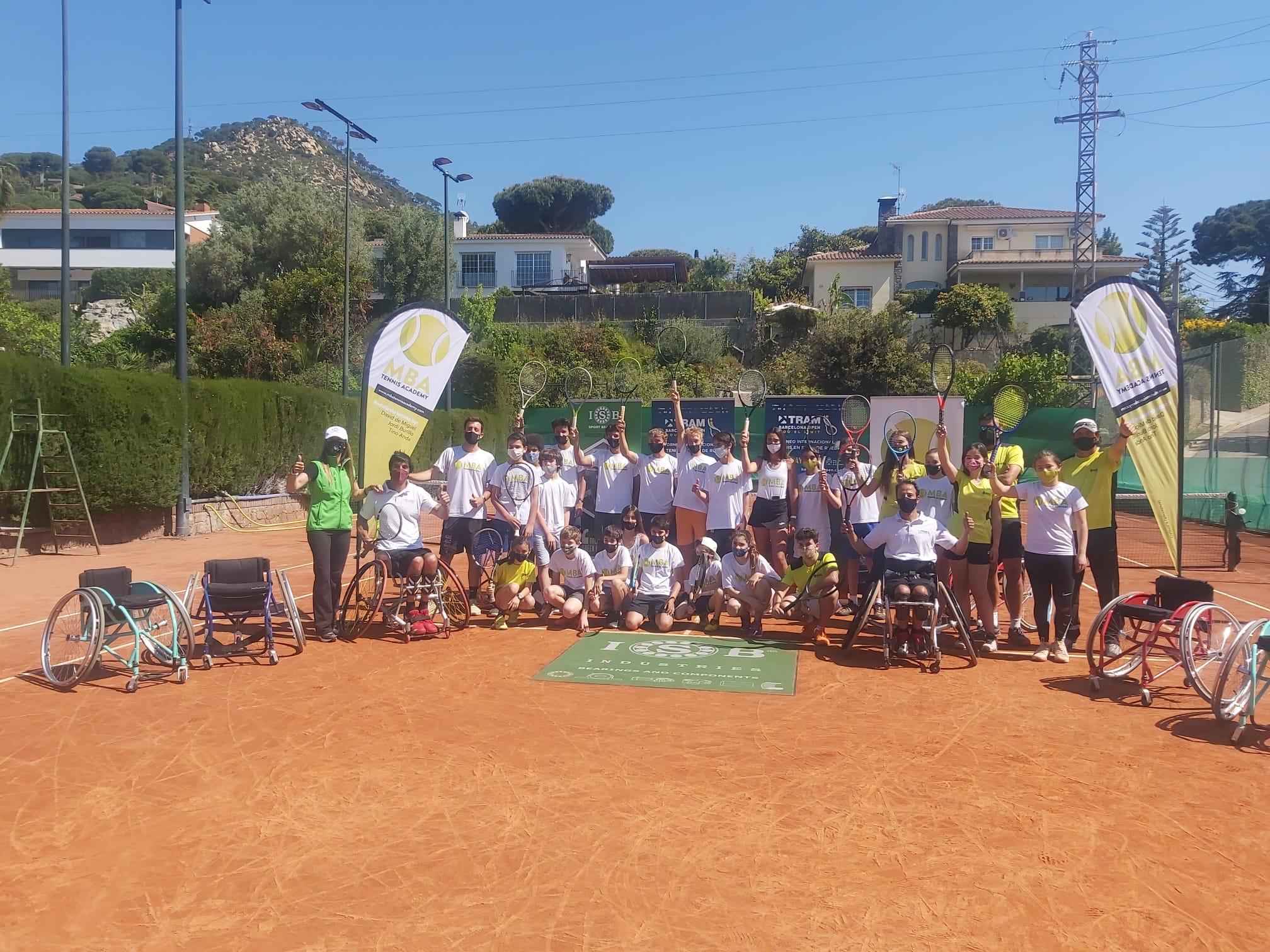 MBA Tennis Academy